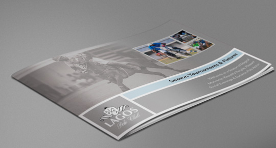 Lagos Polo Club Brochure