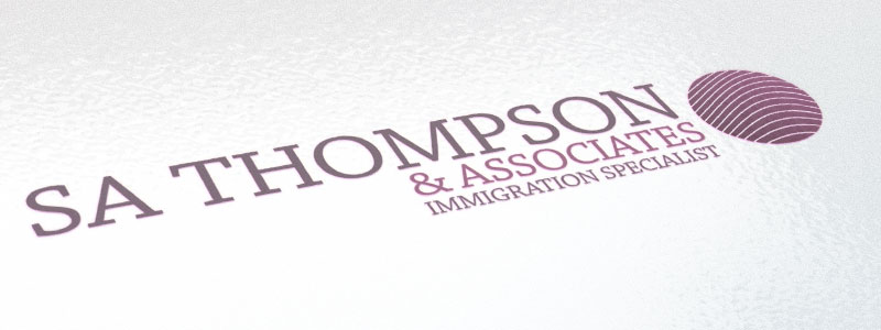SA Thompson Logo
